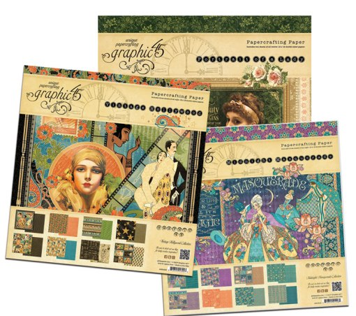 Buy Graphic 45 Paper Pads at Craft Warehouse