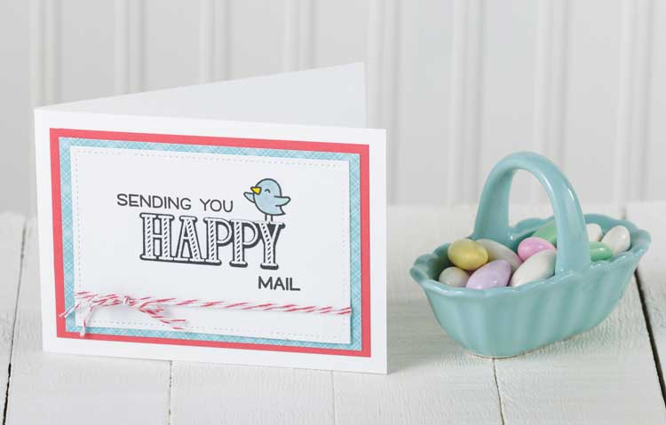 Make & Take - Happy Mail @ All Locations | Medford | Oregon | United States