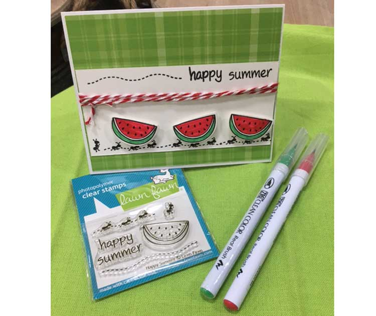 Happy Summer Card @ Hazel Dell Location | Vancouver | Washington | United States