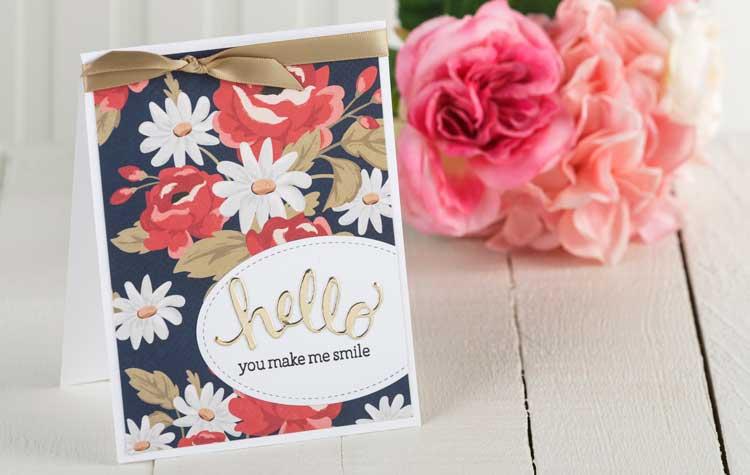 Make & Take - Hello Card @ All Locations | Medford | Oregon | United States