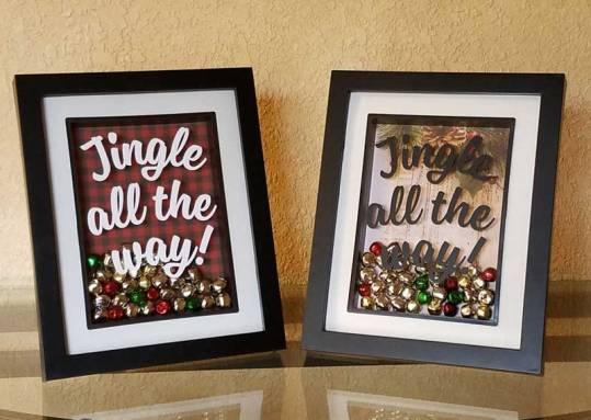 Make this Jingle all the Way Frame
