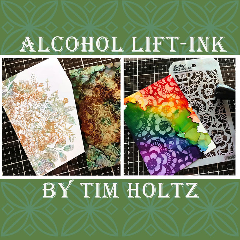 All About the Amazing Alcohol Lift-Ink