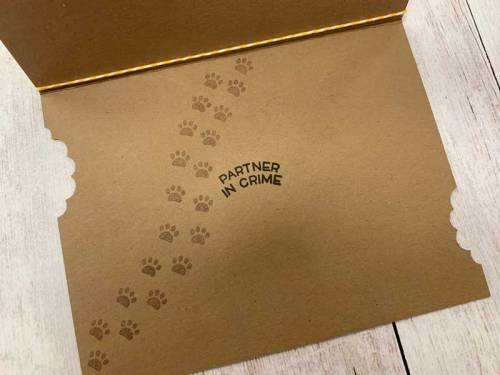 Dog-gone Cute Card