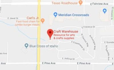 Meridian craft Warehouse