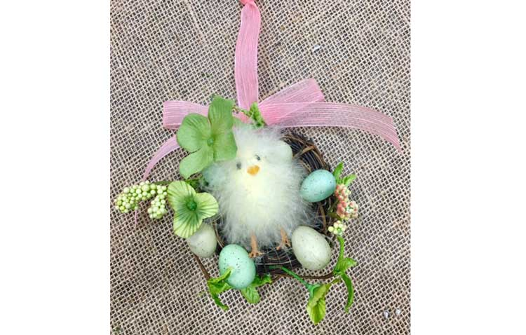 Mini Easter Wreath @ Hazel Dell Location | Vancouver | Washington | United States