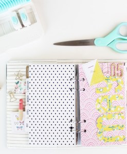 Monthly Planner Dashboard by Laura Silva