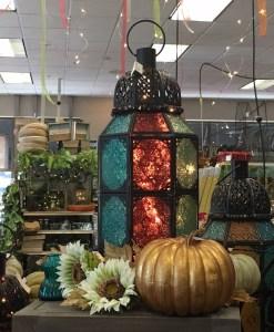 Large Moroccan Lantern at Craft Warehouse