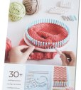 Back of Martha Stewart Loom Kit