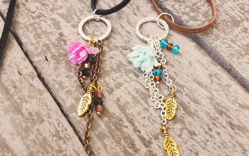 Tassel Ring Necklace @ Hazel Dell, WA Location | Meridian | Idaho | United States