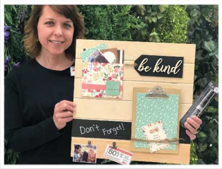 Paper Craft Bash: Home Organization Board Workshop @ All Locations | Meridian | Idaho | United States