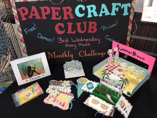 Paper Craft Club @ Hazel Dell Locations | Vancouver | Washington | United States