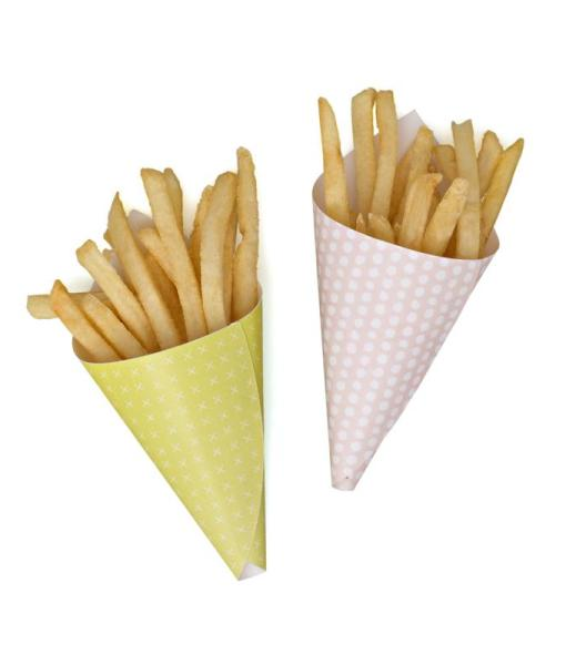 Party Punch French Fry Holders at Craft Warehouse