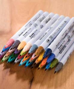 Zig Real Brush Clean Color Pen Set