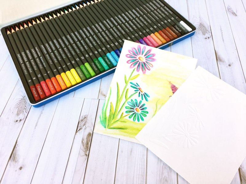 World Watercolor Month Paint & Play: Fantasia Water Color Pencils @ Check Locations | Vancouver | Washington | United States