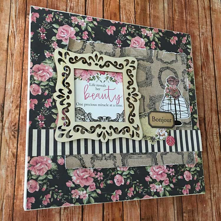 photoplay julie nutting decoritive home decor plaque