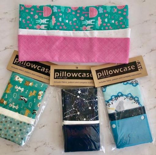 Select Pillowcase Kits