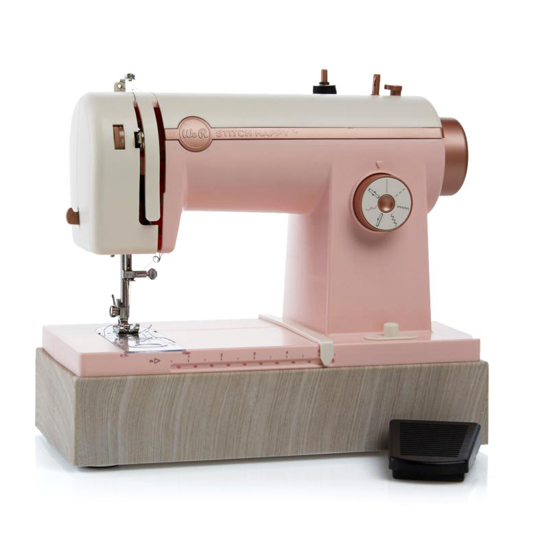 Stitch Happy Sewing Machine By We R Memory Keepers Craft Warehouse Amazing Sewing Machine Warehouse