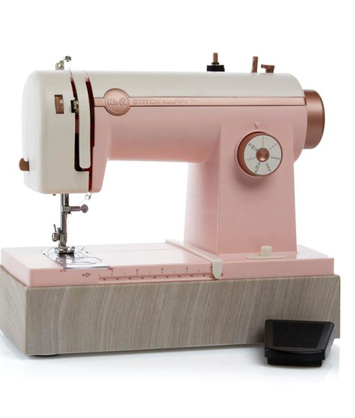Stitch Happy Sewing Machine in Pink by We R Memory Keepers available at Craft Warehouse