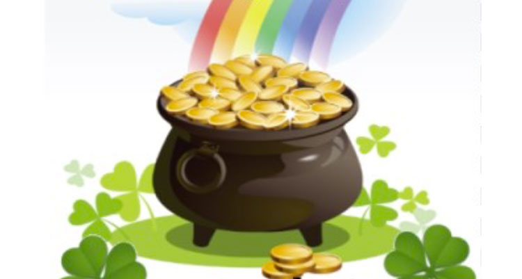 Pot of Gold Framing Event