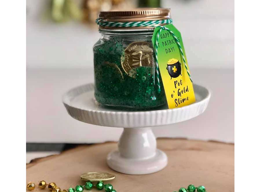 Pot of Gold Slime Demo