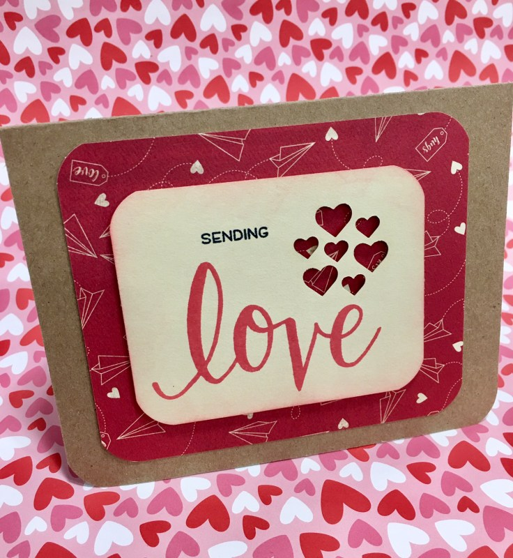 """Sending Love"" Card @ Hazel Dell Loaction  | Vancouver | Washington | United States"
