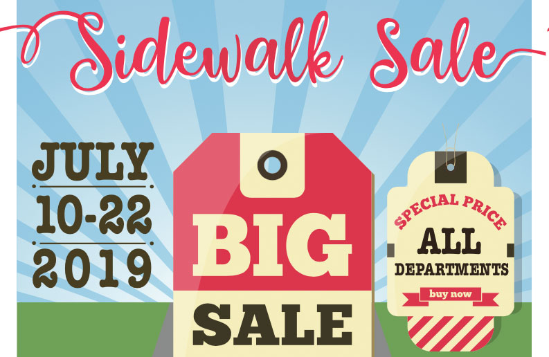 Sidewalk Sale @ All Locations | Gresham | Oregon | United States