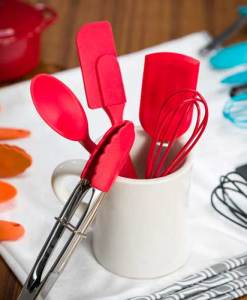 Mini Silicone Utensils