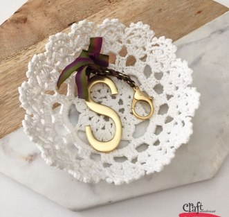 Single Doily Bowl from Craft Warehouse
