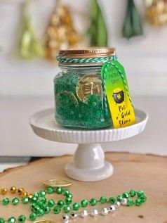 Pot o Gold Slime for St Patrick's Day