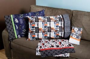 Star Wars Pillow Case Sewing Kits