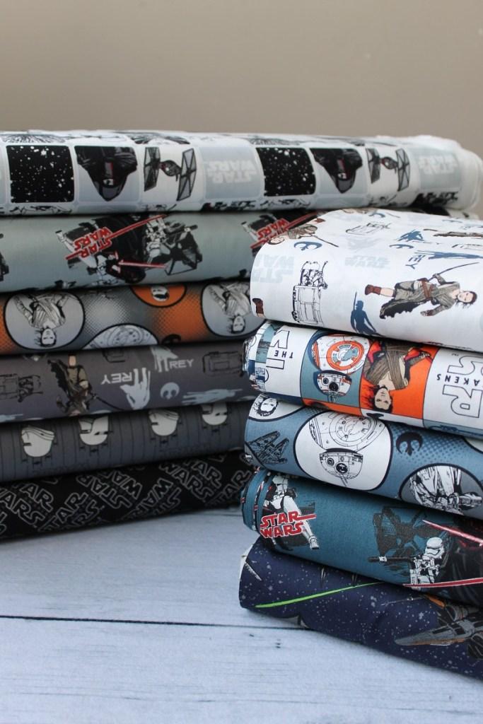 Star Wars Diy Pillow Case Kit Craft Warehouse