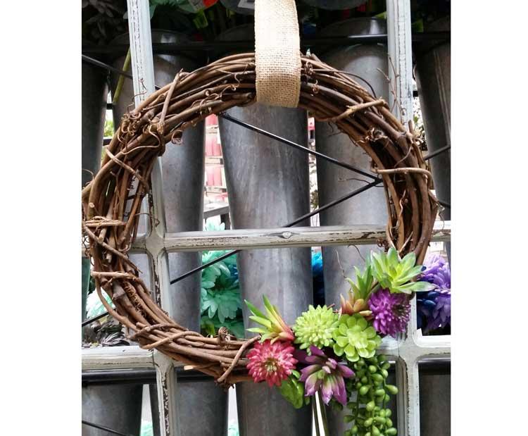 Succulent Wreath @ Hazel Dell Location | Vancouver | Washington | United States