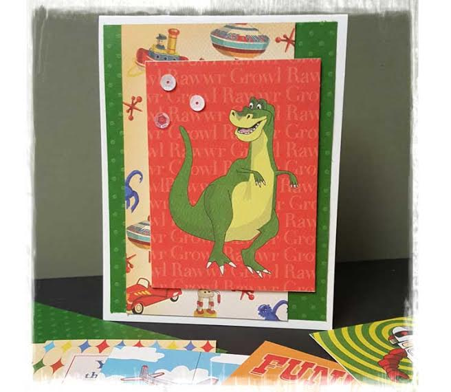 Vintage Birthday Card @ Meridian Location | Meridian | Idaho | United States