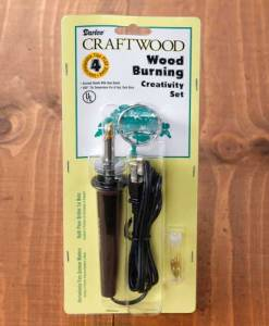 darice wood burning set