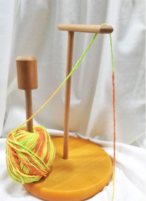 Yarn winder with arm at Craft Warehouse
