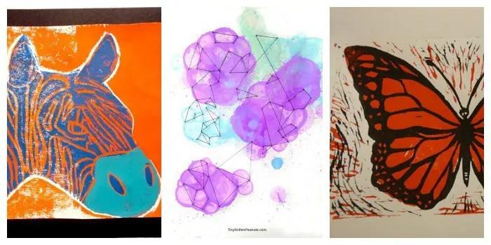 25 So Cool Printmaking Ideas Craftwhack