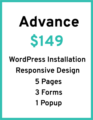 Advance Website Design Service