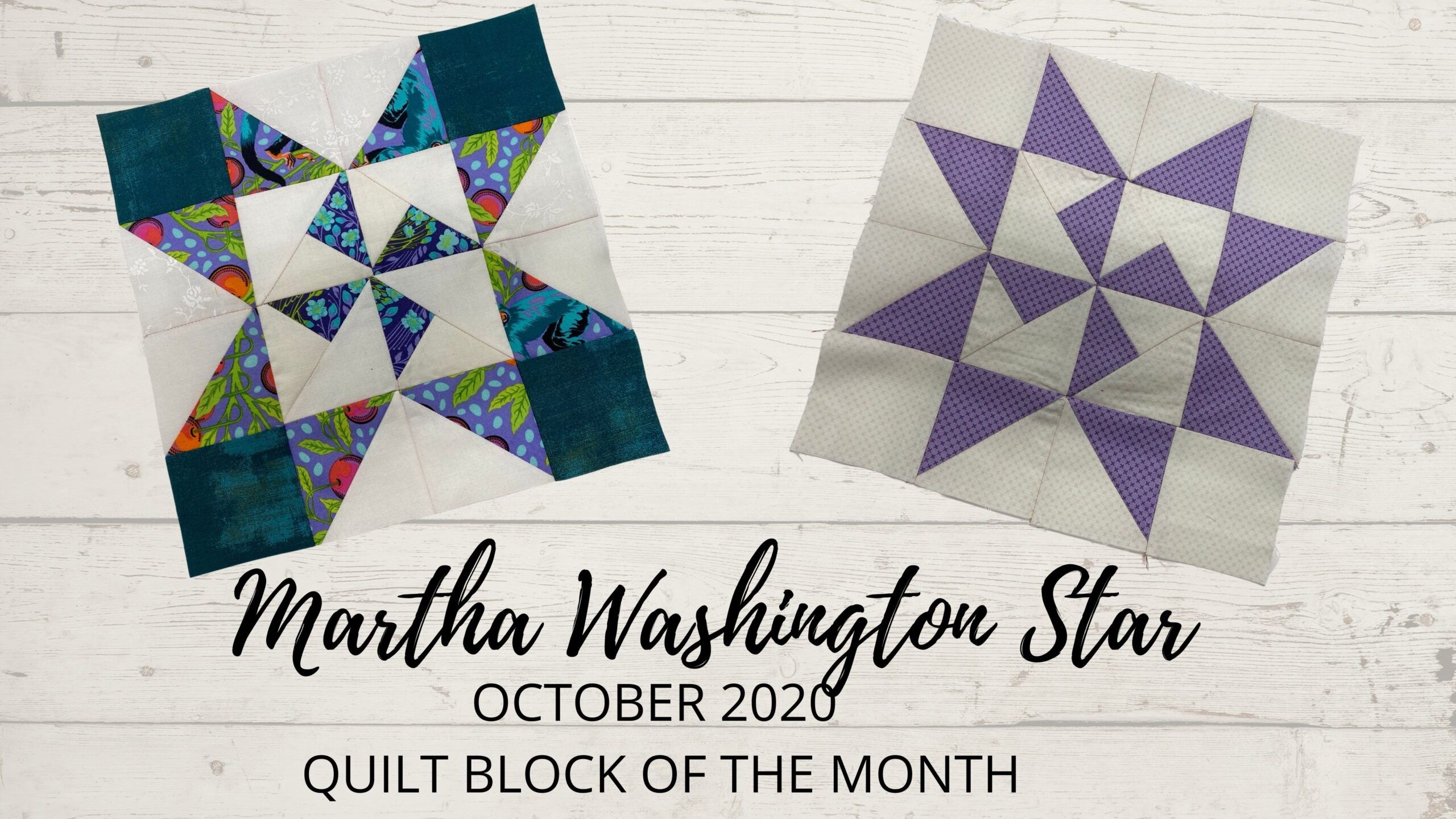 MARTHA WASHINGTON STAR