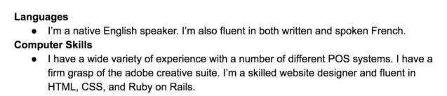 special-skills