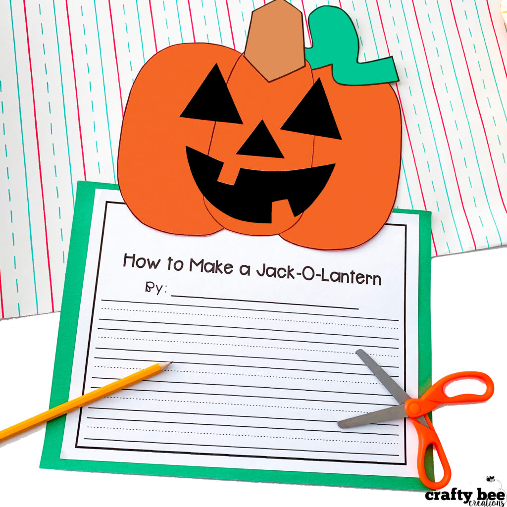 10 Halloween Writing Crafts Your Students Will Love