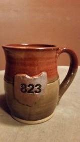 Finished mug