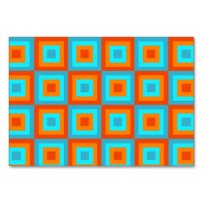 geometric_patterns_color_turquoise_orange_table_card-r0f388ccba12c4b4fb7f4bbba391debcb_icms0_8byvr_324