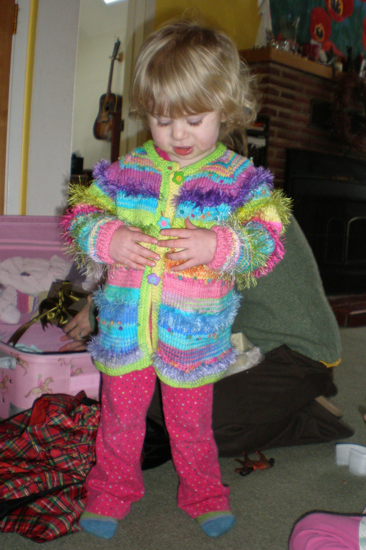 Sadie's Knit Sweater