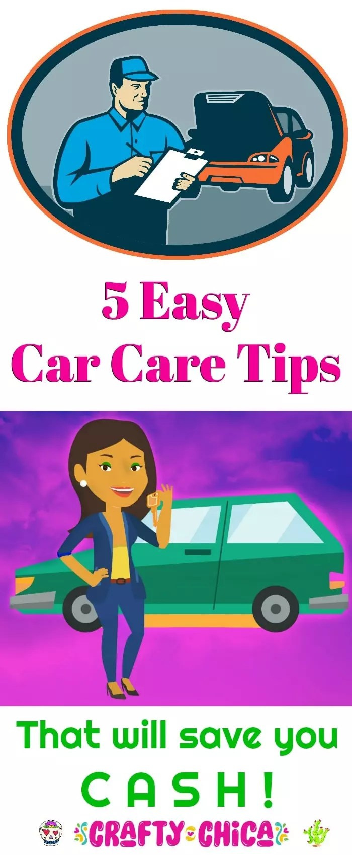 5 easy car tips