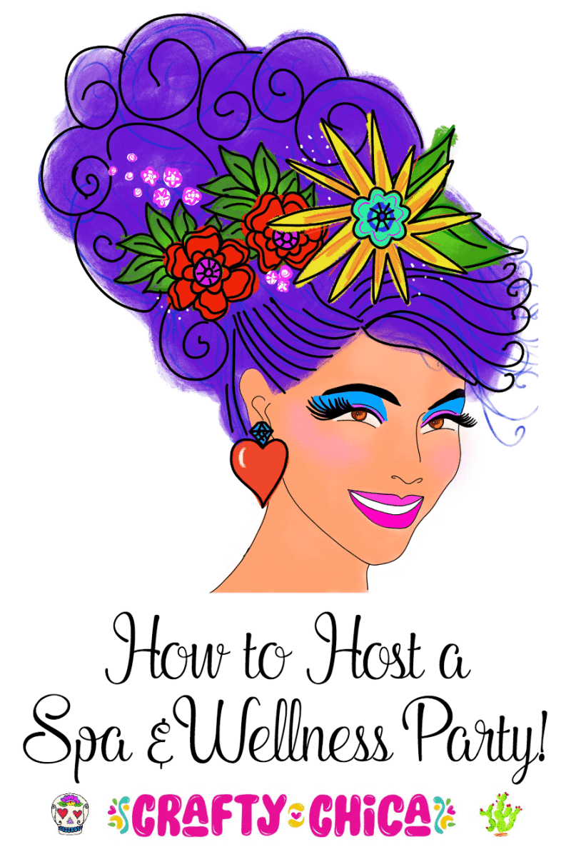 How to host a spa and wellness party