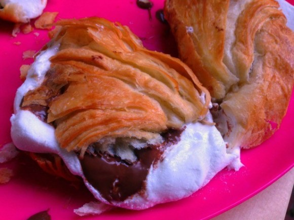 croissant-smores-done