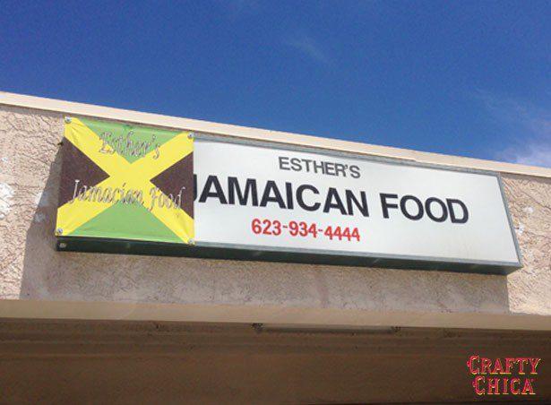 Esther's Jamaican Food
