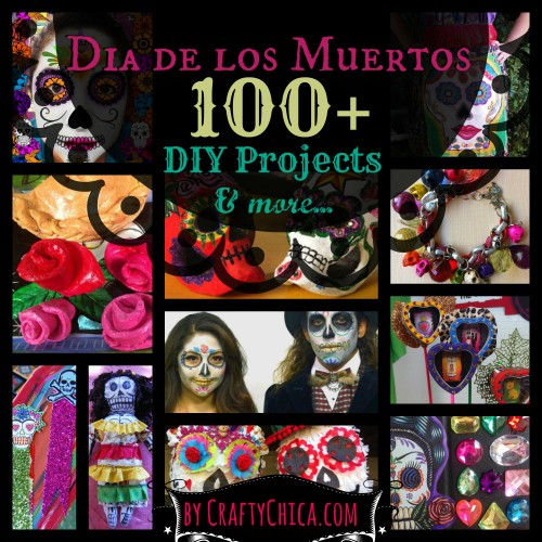 Day of the dead craft ideas