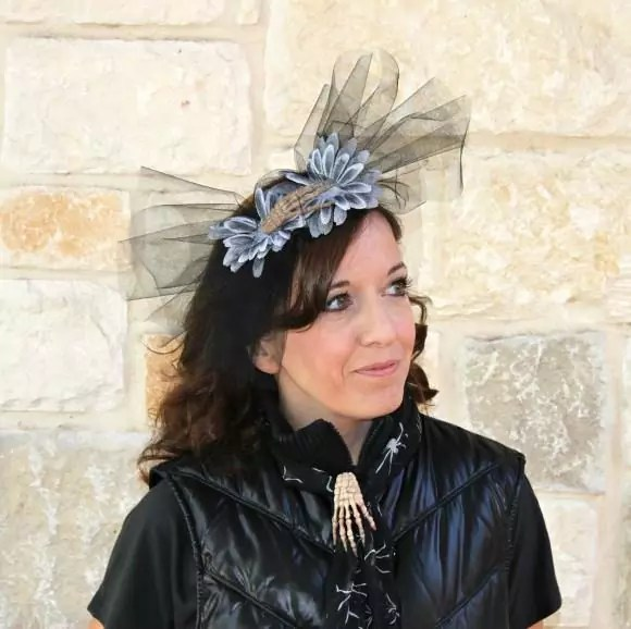 gothic-headband-diy