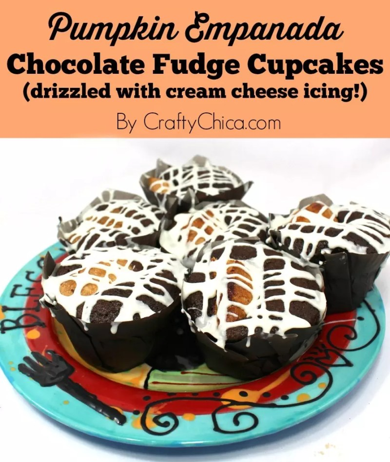 Empanada Cupcakes by CraftyChica.com